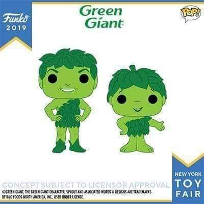 #funko first look at the upcoming #jollygreengiant bigpopstore.com #funkopop...