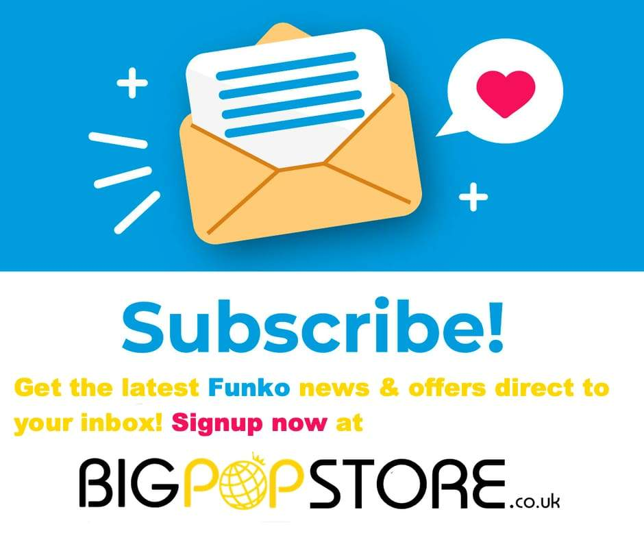 Get the latest #funko #news direct to your inbox with the bigpopstore.co.uk...