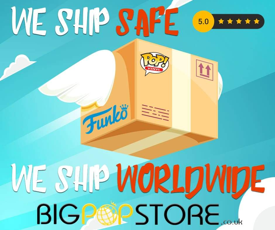 Get your #funkopops in great condition get them from bigpopstore.co.uk - Packed...