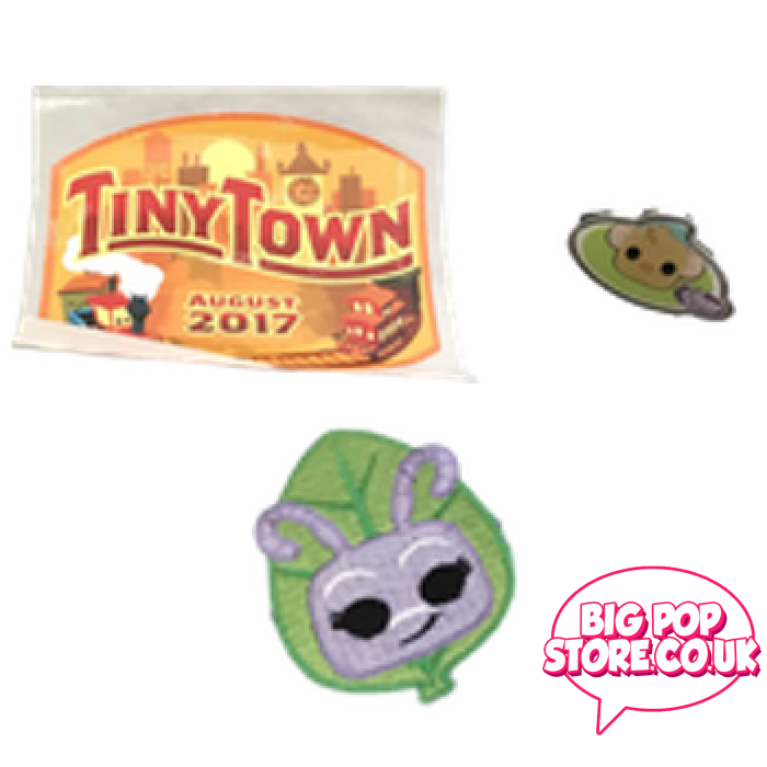 Disney - Tiny Town Patch/pin/sticker Other