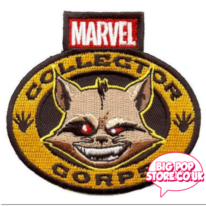 Marvel - Guardians Of The Galaxy Rocket Exclusive Patch Other